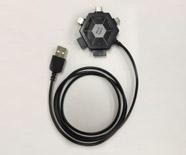 USBマルチ充電器
