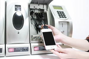 iPhone、スマートフォン、携帯電話の充電方法③